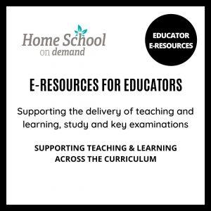 Educator E-Resources