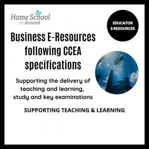 Business Following CCEA
