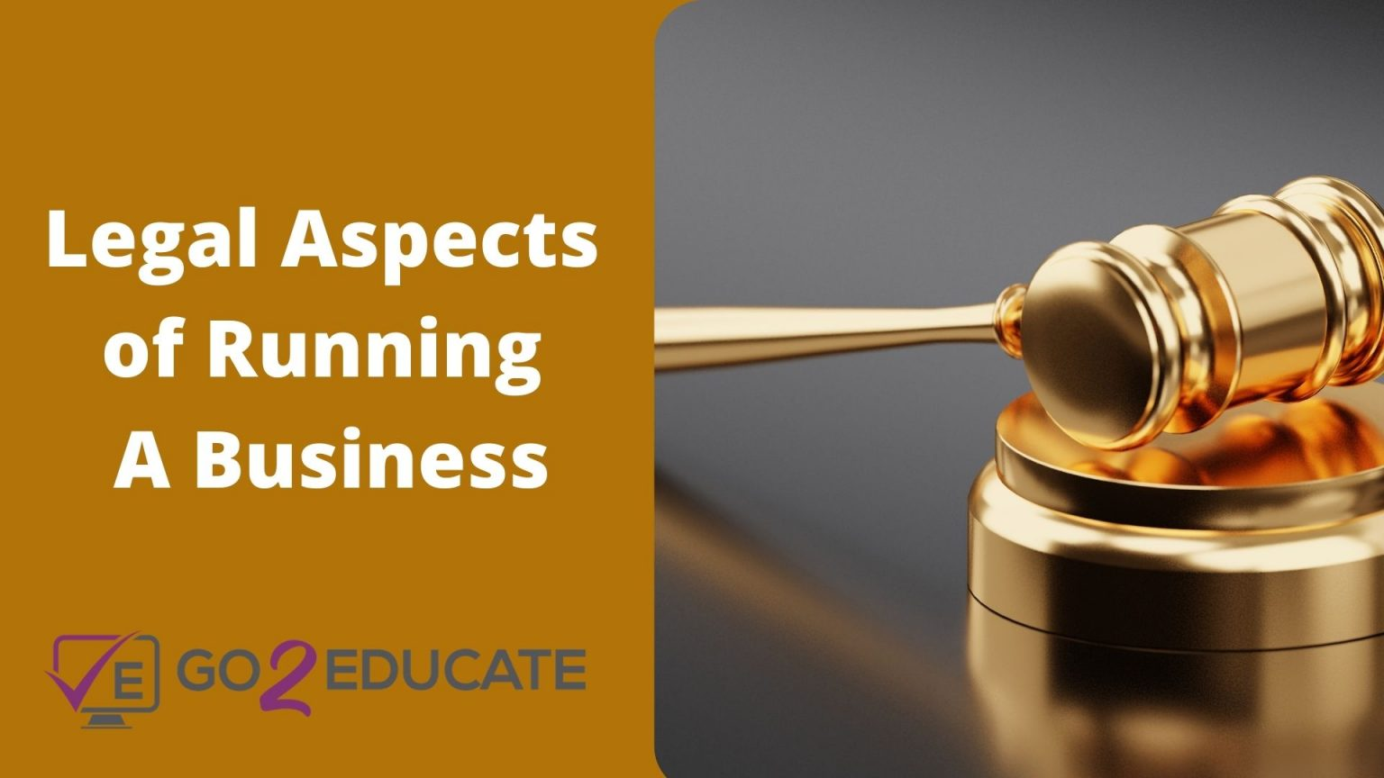 Legal Aspects of Running A Business Home