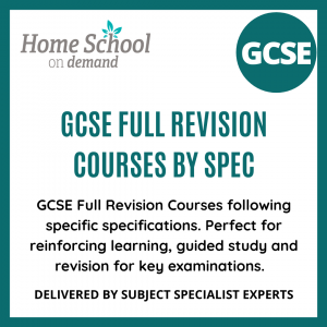 GCSE Full Courses