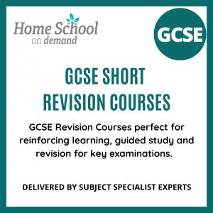 GCSE Short Revision Courses